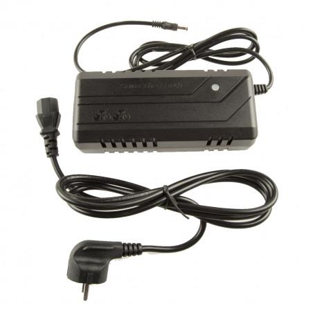 Chargeur de batterie 36 V - 10 Ah pour Wayscral W500, W501, W502, W510, W550, W600, SPORTY / Watt's up S5