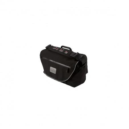 Sacoche Brompton Set S-Bag 20L avec bloc de fixation et housse de pluie (QSB1-STD)