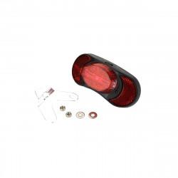 Brompton attache éclairage arrière pour modèle L et E (QVBATRLAMA-NR)
