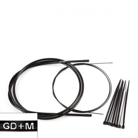 Brompton câble dérailleur 6 vitesses  modèle M LWB (QGCABDR-M[3])
