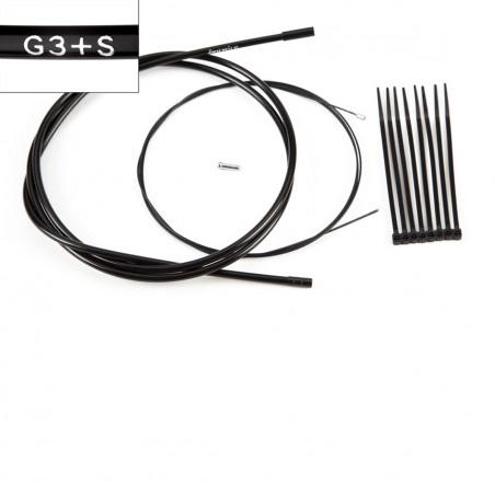 Brompton câble dérailleur pour 3 vitesses modèle S (QGCAB3A-S)