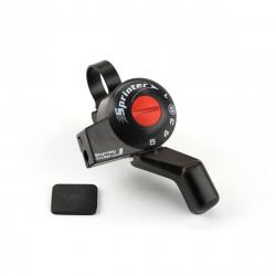 Brompton manette 5 vitesses STURMEY (QGTRIG5A-SA)