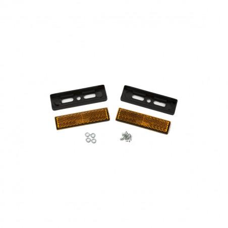 Brompton Réflecteur pédale pliante avant 2012 (QPEDREF[1])