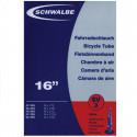Schwalbe Chambre à air vélo 16 x 1.75/2.50 SV3 valve Presta