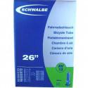 Schwalbe Chambre à air vélo 26 x 1 1/8 1.75 (650 A + B) AV12 valve Schrader