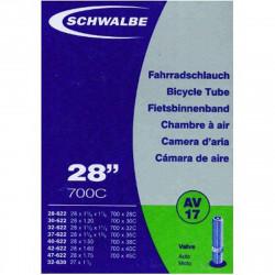 Schwalbe Chambre à air vélo 700 x 28 45 B+C AV17