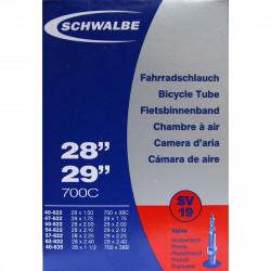Schwalbe Chambre à air vélo 700 x 38 60 B+C SV19