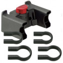 Klickfix Fixation pour cintre OverSize (22 à 26 mm + 31.8 mm) (0211U)