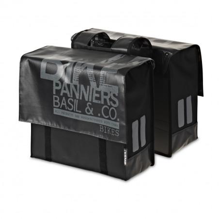 Basil Sacoche arrière double transport bag 45 Litres