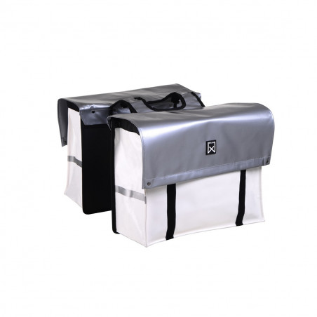 Willex Sacoche double bisonyl compact 46 Litres