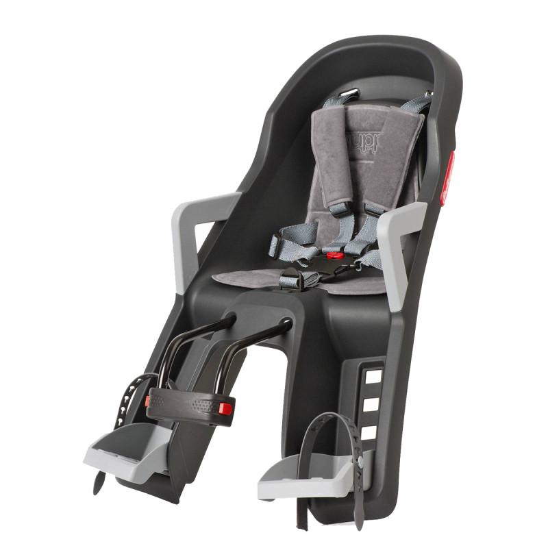 Polisport siège arrière bébé vélo sur cadre Guppy maxi