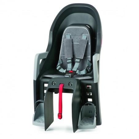 Polisport siège arrière bébé vélo sur porte bagage Guppy maxi
