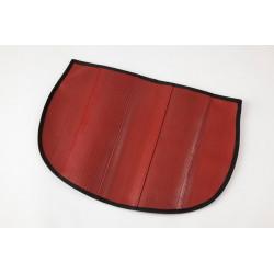 Couverture avant de sacoche Brompton S-Bag 20L rouge (QSBFLAP3-HOSE)