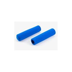 Paire de poignée Brompton en mousse bleu pour modèle S sans colle (QHBGRIP-S-RB)