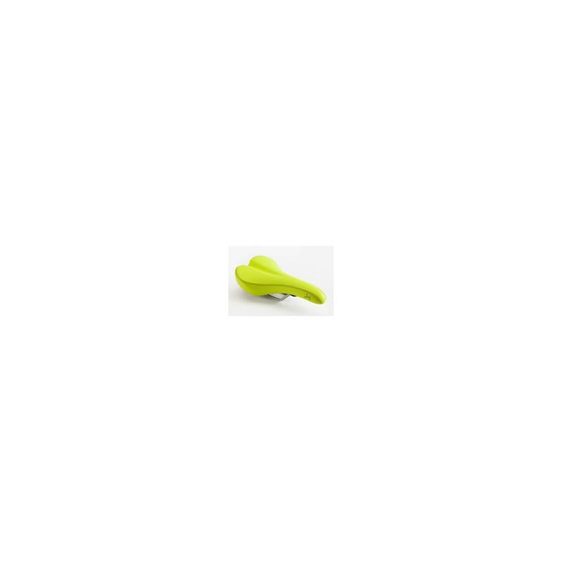 Selle standard Brompton Vert citron sans pentaclip (QSADSTD-LG)