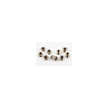 Brompton Set de 5 boulons pour pédalier Spider (QCHRINGBOLTS-SPI)