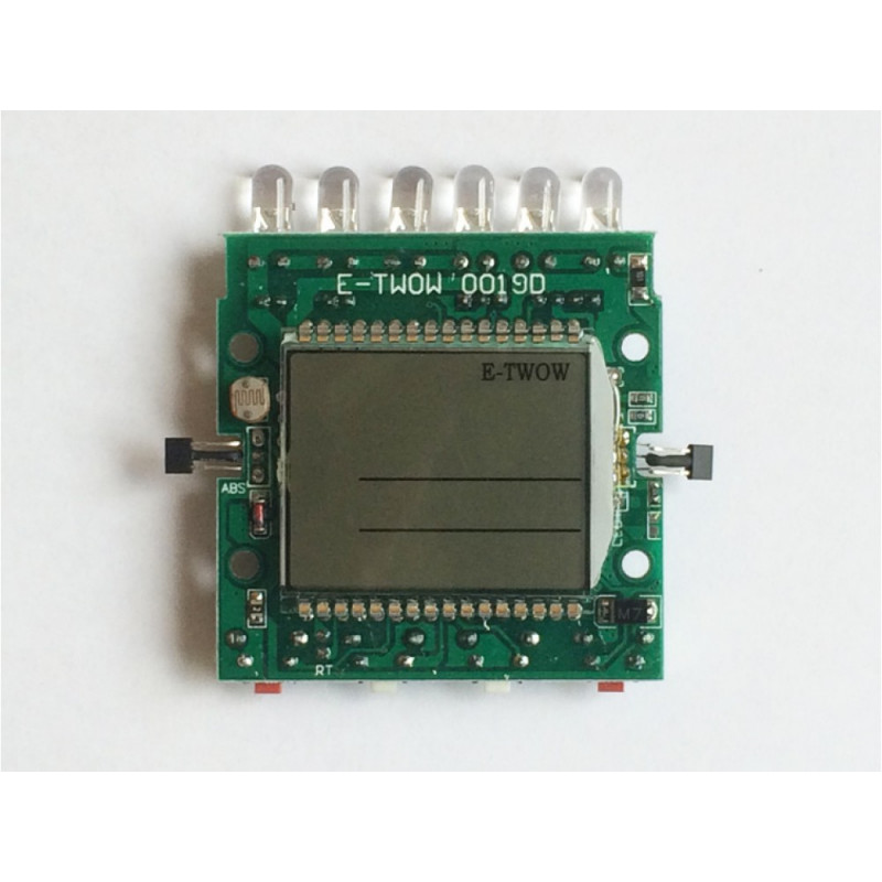 Carte PCB Eco/Master Afficheur LCD trottinette électrique E-twow