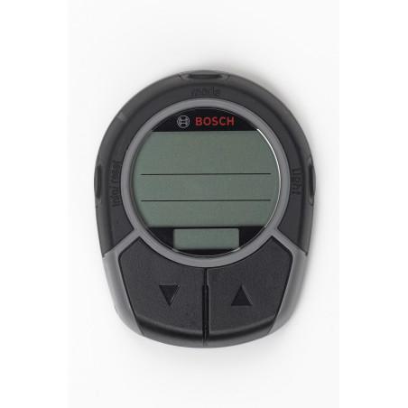 Bosch - Tableau de bord HMI