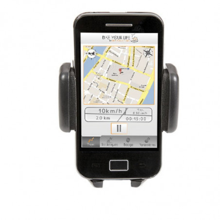 Support smart phone vélo néophone