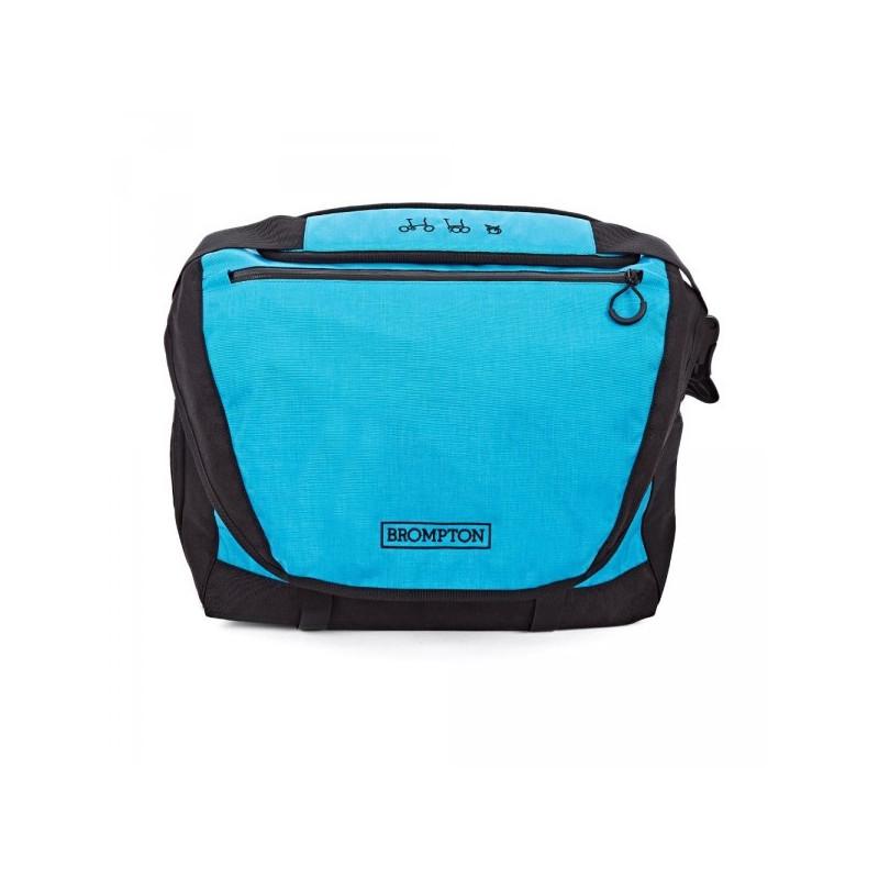 Sac Brompton C-bag Bleu Lagoon 2016 (QCB-BK)
