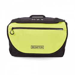 Sac Brompton S-Bag avec couverture Lime Green 2016 (QSB-LG)