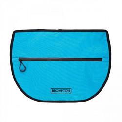 Couverture Brompton Blue Lagoon pour sac S-Bag 2016 (QSBFLAP-LB)