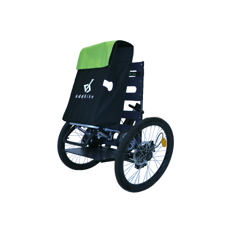 Module de transport ADDBIKE Carry'Shop