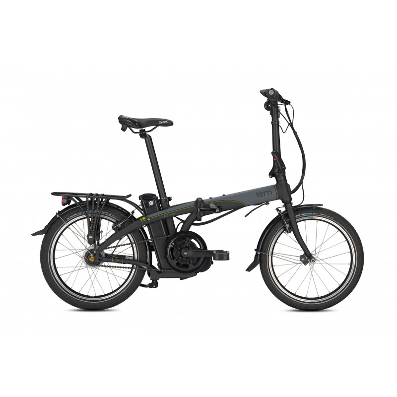 """Vélo électrique pliant TERN eLink D7i - 2018 20"""""""