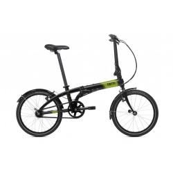 "Vélo pliant TERN Link D7i - 2018 Noir/Gris/Vert 20"""