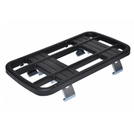 GMG Siège arrière bébé vélo Support Easyfit pour Yepp Maxi Easyfit et Yepp Junior noir