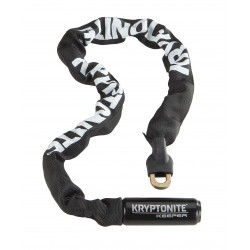 Antivol vélo chaîne KRYPTONITE Keeper 785 Integrated Chain - 32'    (7mm x 85cm)