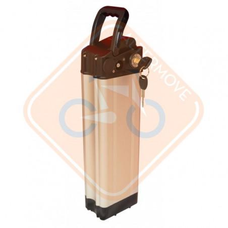 Batterie Vélo électrique Universelle City 1000 2 Pin 24V 10Ah