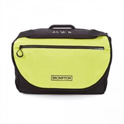 Couverture Brompton Lime Green pour sac S-Bag (QSBFLAP-LG)