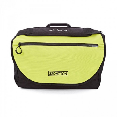 Couverture Brompton Lime Green pour sac S-Bag (QSBFLAP-LG)