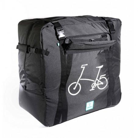 Sac de transport VINCITA 2 roulettes pour vélo pliant Brompton