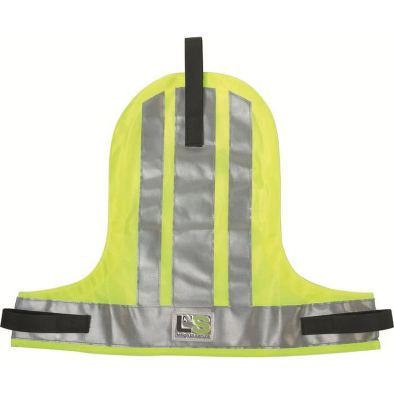 L2S Couvre sac sécurité visiobag jaune