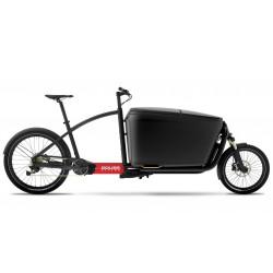 Biporteur électrique DOUZE CYCLES G4