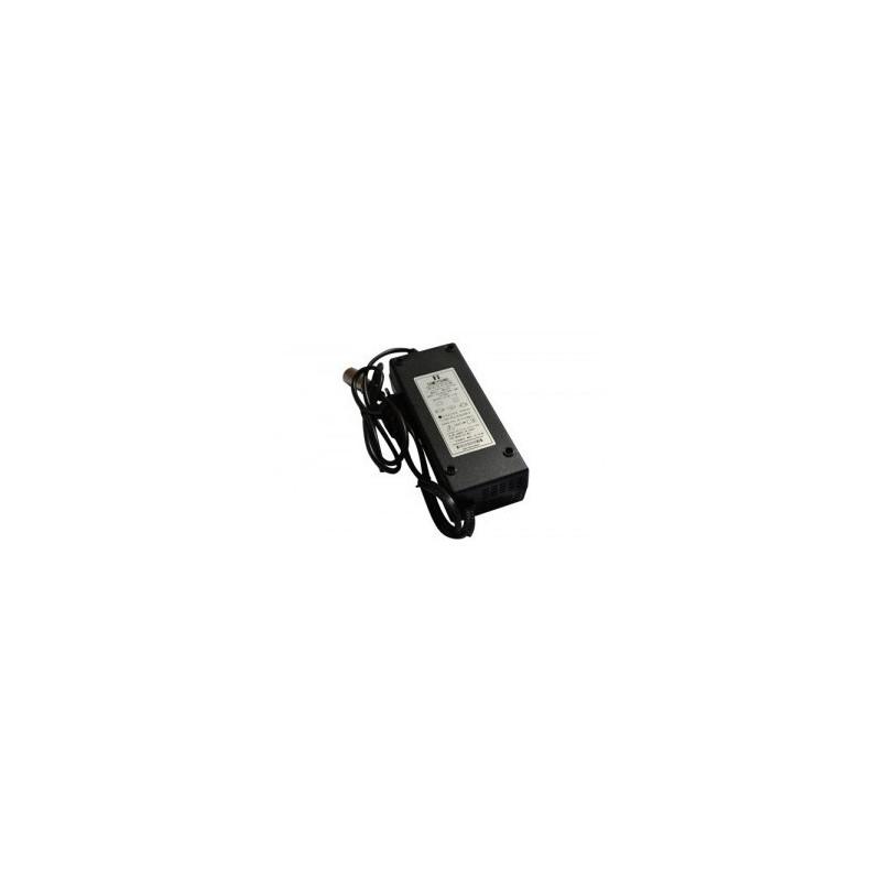 Chargeur Vélo électrique 24V 2Ah Lithium Ion Embout A 3 pins XLR rond Femelle