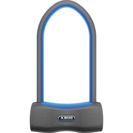 Antivol vélo U Bluetooth ABUS SmartX 770A + Support
