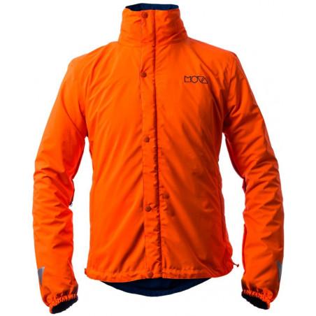 Veste imperméable MOVA réversible pour cycliste
