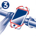 Support smartphone vélo Cyclyk