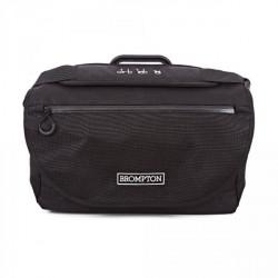 Sac Brompton S-Bag avec couverture Noir (QSB-BK)