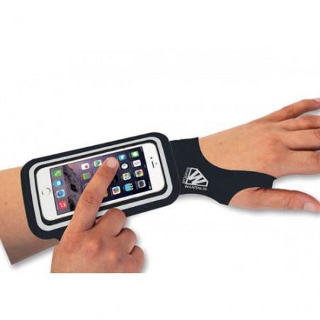 Brassard support smartphone vélo/trottinette Smartcuff