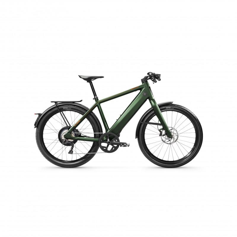 Vélo électrique 45kmh (speed bike) STROMER ST3 Launch Edition 2019