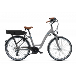 Vélo de ville électrique O2FEEL Vog D7 2019