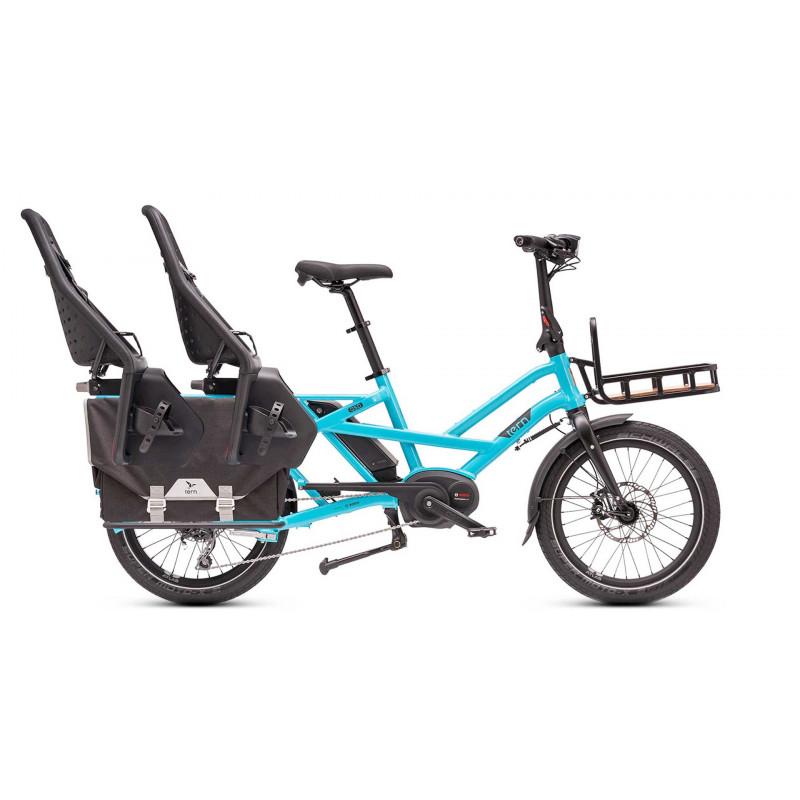 Vélo cargo électrique TERN GSD - 2018 500Wh