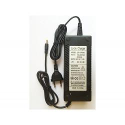 Chargeur 3.5A pour trottinette électrique E-twow (33V) booster, booster plus connecteur 5mm (petit)