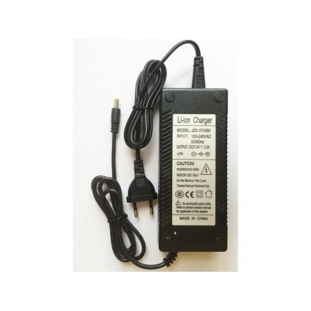 Chargeur 3,5A pour trottinette électrique E-twow (33V) Booster, booster plus connecteur 5mm (petit)