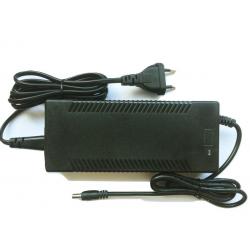 Chargeur 3,5A pour trottinette électrique E-twow (33V) Booster, booster plus connecteur 8mm (gros)