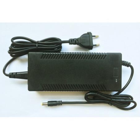 Chargeur 4A pour trottinette électrique E-twow (24V) Eco et Master connecteur 5mm (petit)